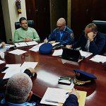 Reunida la alta oficialidad de la Policía