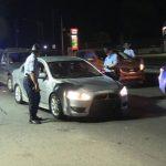 Fin de semana de bloqueos por la Policía