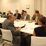 Realizan primera mesa redonda de exdirectores de AMEAD