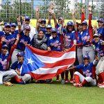Boricuas logran clasificación al Mundial de Béisbol Femenino