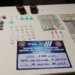 Arrestan a joven de 20 años con gran cantidad de drogas en Naguabo
