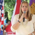 Alcaldesa de Canóvanas recibe el Premio Internacional Maya 2018 del Instituto Mejores Gobernantes