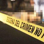 Matan a un hombre al lado de un vehículo hurtado en San Lorenzo