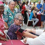 El GMAC y el Doctor's Center Hospital San Fernando de la Carolina ofrecieron una Feria de Salud