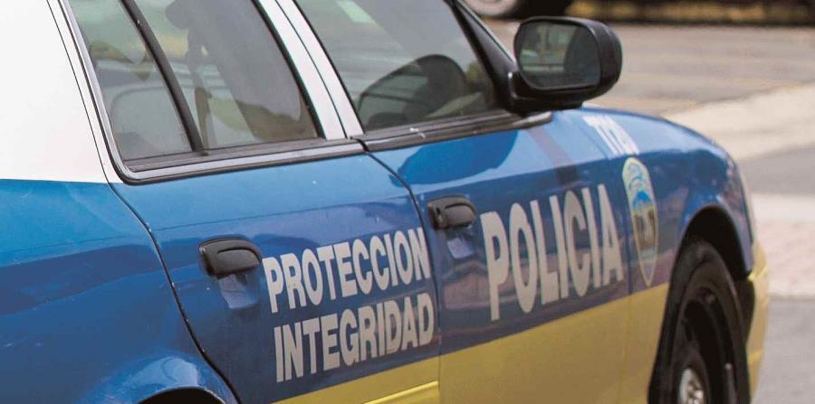 El agente Abner Pérez, adscrito a la División Patrullas de Carretera, y el fiscal Jaime Perea se encargaron de la investigación. (horizontal-x3)