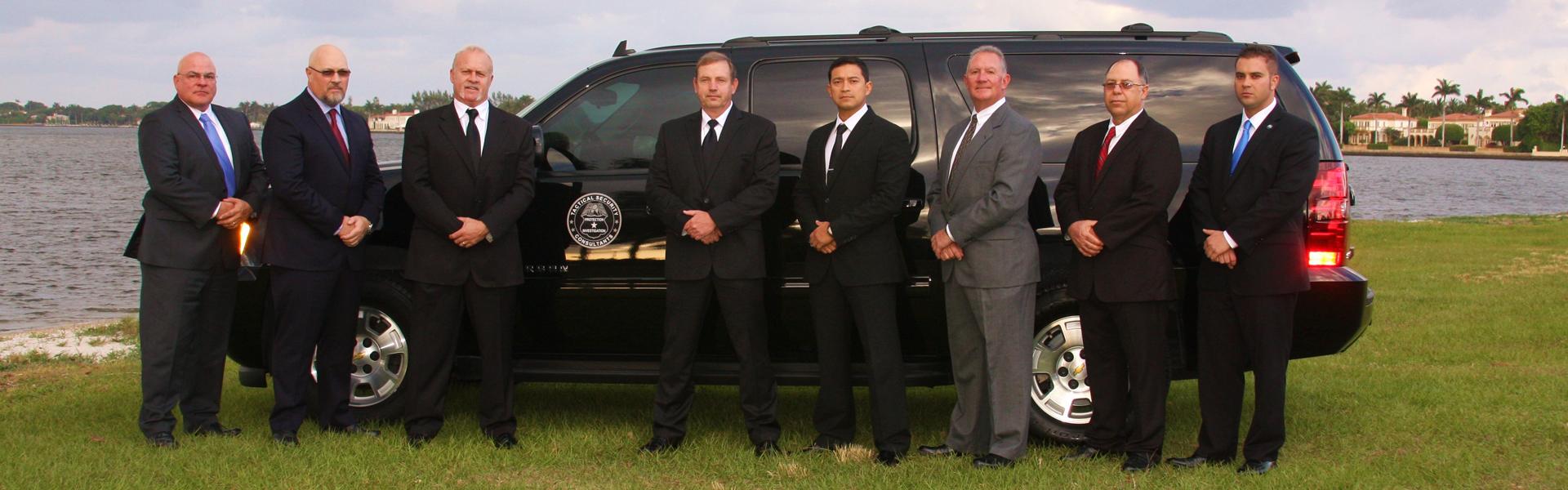 Team Executive Protection