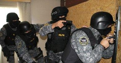 Special Action Service of Constanta County Police Inspectorate (SAS Constanta)