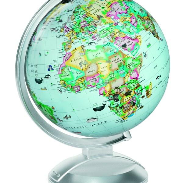 GLOBE 4 KIDS – Illuminated with Augmented Reality