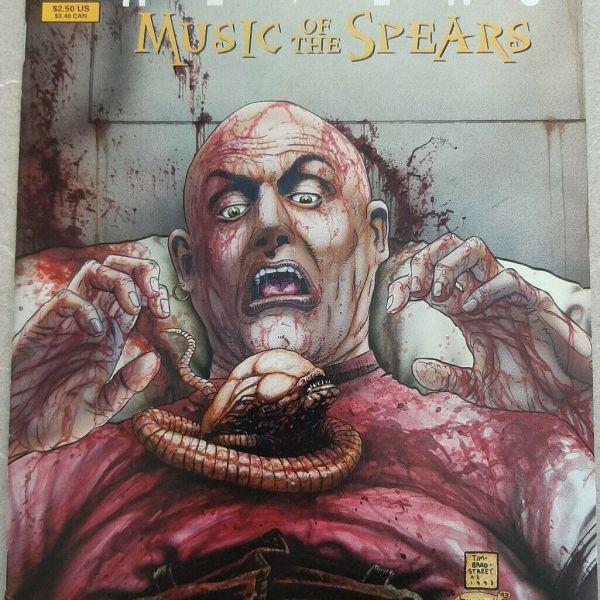 Aliens Music of the Spears #2 (of 4), Dark Horse Comics