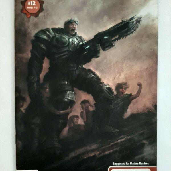 Gears of War Comic #12, Wildstorm Comics