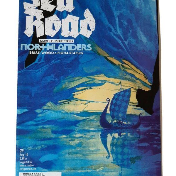 Northlanders 29, Vertigo Comics