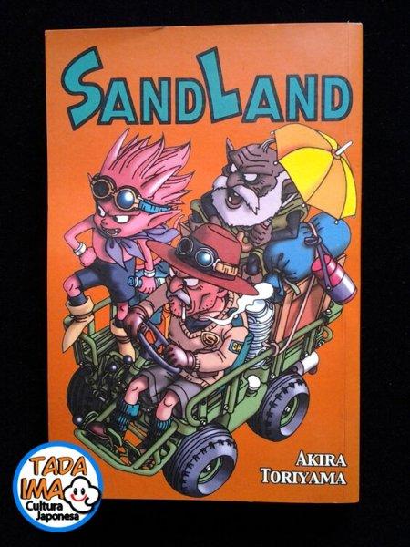 Sebo de Mangas - SandLand (Volume Único)