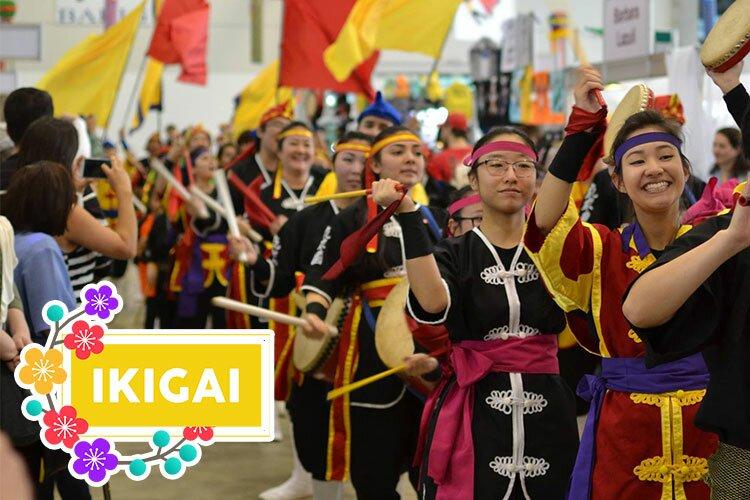 Espetáculo Ikigai comemora os 10 anos do Taikô de Okinawa em Curitiba