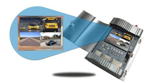 Mobile DVR's for cars