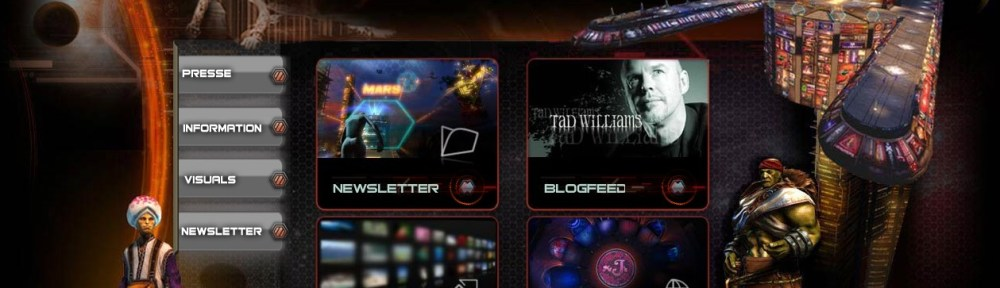Otherland MMO Website
