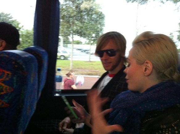 Supanova Bus