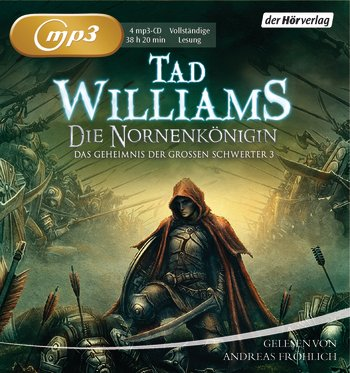 Die Nornenkönigin audio