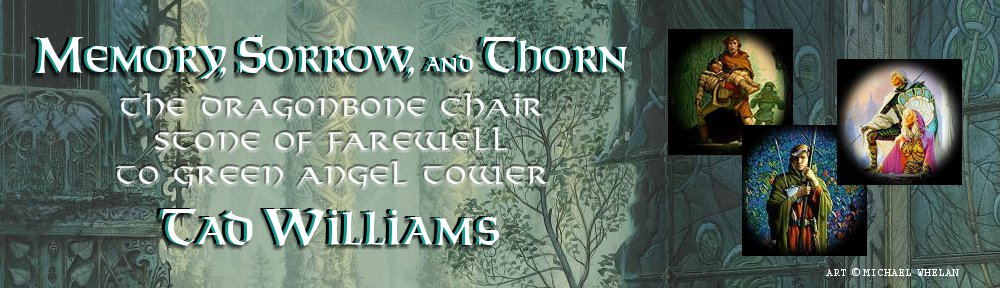 Memory Sorrow and Thorn by Tad Williams