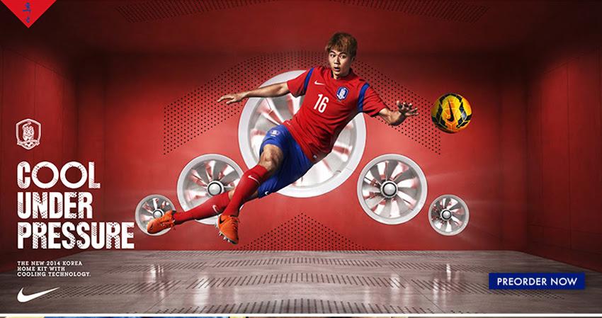 Ki+Nike+Korean WC2014Jersey