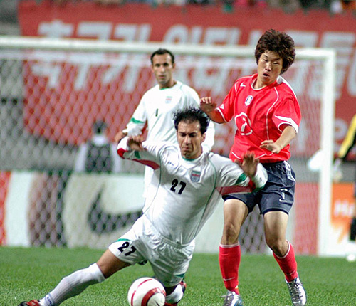 Not even Park Jisung's KNT could defeat Iran at the Azadi Stadium. No Korean senior team has ever won away in Iran.