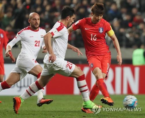 Korea 1-0 Syria Brief Recap: Luck, the Crossbar, and Kwon Suntae's Face Saves Korea's WC Chances