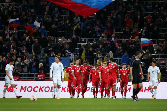 (UPDATED) Russia 4:2 Korea - Pitiful night in Moscow as Shin's job now in question