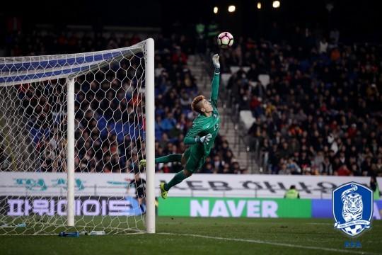 Korea 1:1 Serbia - Honest draw on the East Coast by a rejuvenated Korea