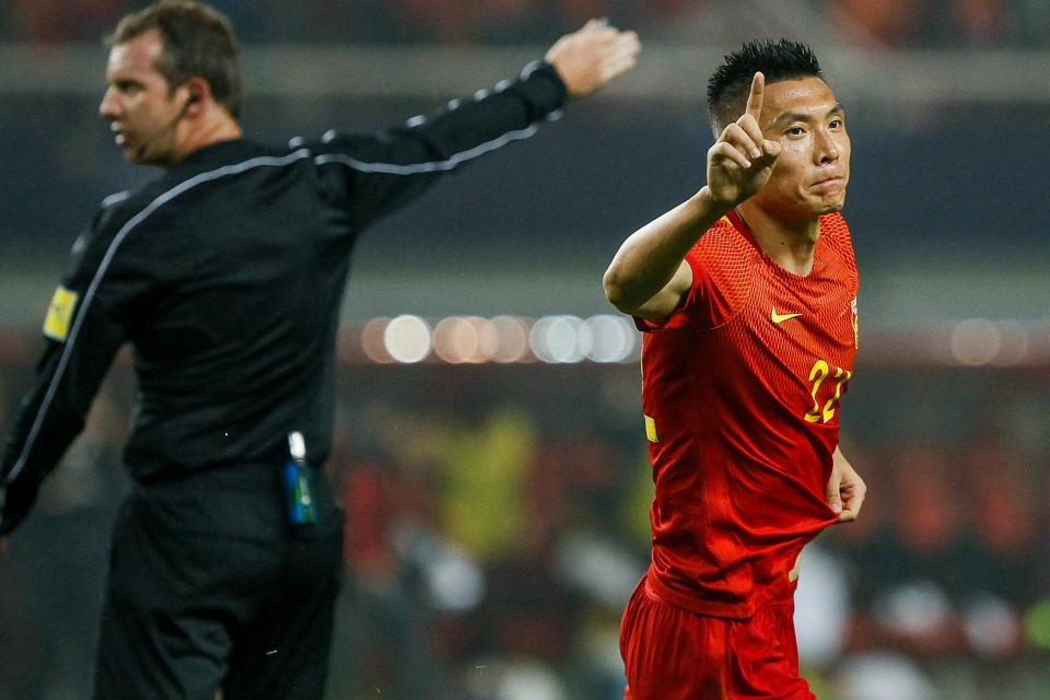 E-1 Championship - Opposition View: China Preview