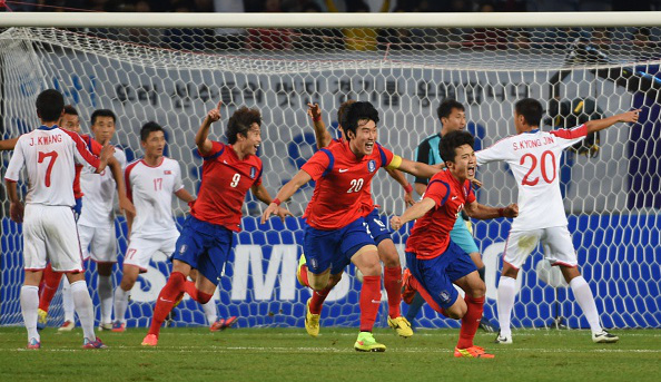 E-1 Championship: South Korea vs North Korea -- The Preview