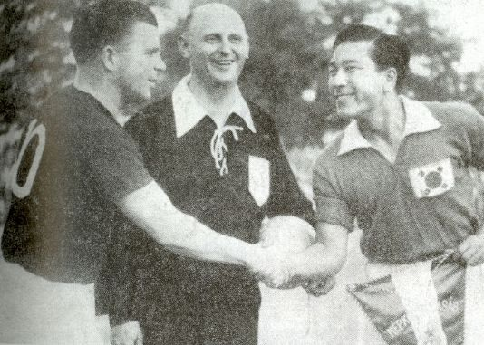 Korea At The World Cup: 1954