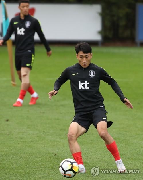 Lee Jin-Hyun in KNT