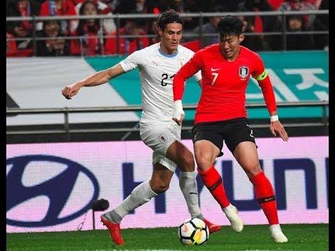 Korea 2:1 Uruguay / Historic 1st Win over South American powerhouse