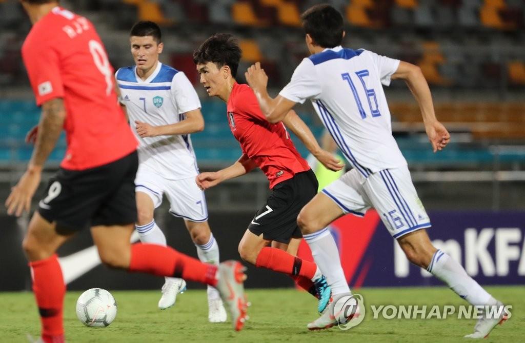 Korea 4:0 Uzbekistan / Bento led squad ends 2018 on high note [Player Rating + Video Highlights]