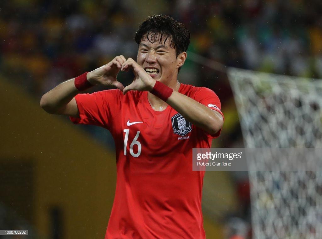 Australia vs South Korea: Player Ratings