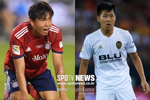 Youth Players Abroad: Lee Kangin and Jeong Wooyeong Update