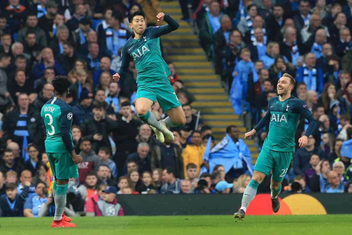 Son Heung-min: 3 goals help deliver Spurs to Champions League Semifinals