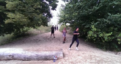 START OUTDOOR TRAINING voor alle groepen!