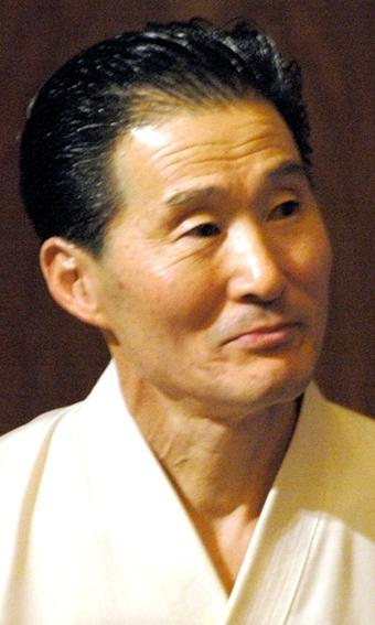 Il mio Maestro di Taekwon-do