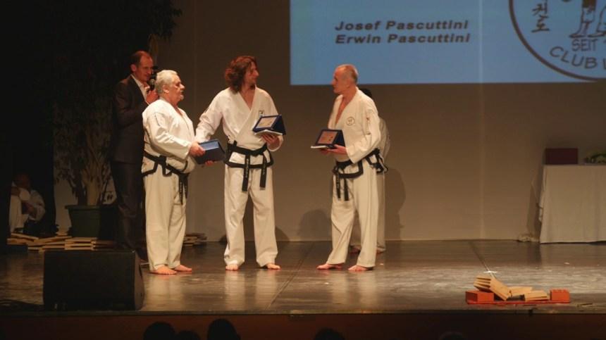 Josef ed Erwin Pascuttini