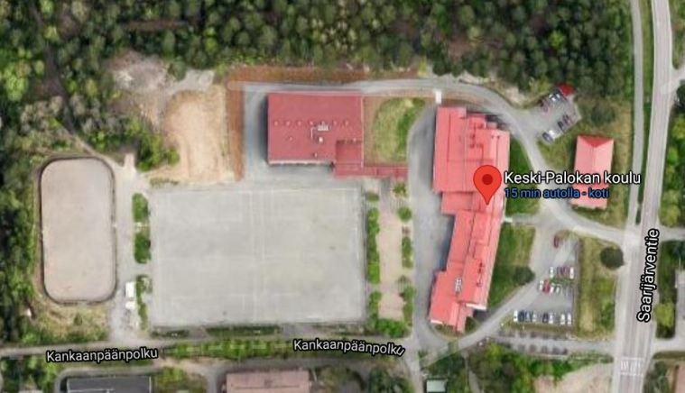 Keski-Palokan koulu