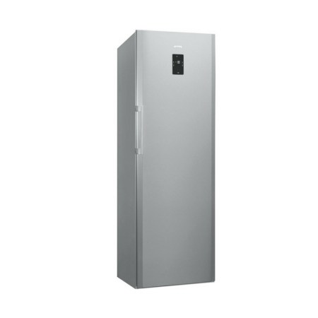 Smeg 280L Anti-fingerprint Stainless Steel Full Freezer