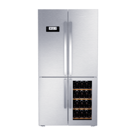 Grundig 519L Side By Side Fridge GWN21210X