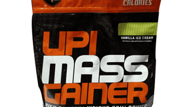 UPI Mass Gainer