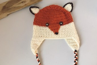 Crochet Toddler Animal Hats