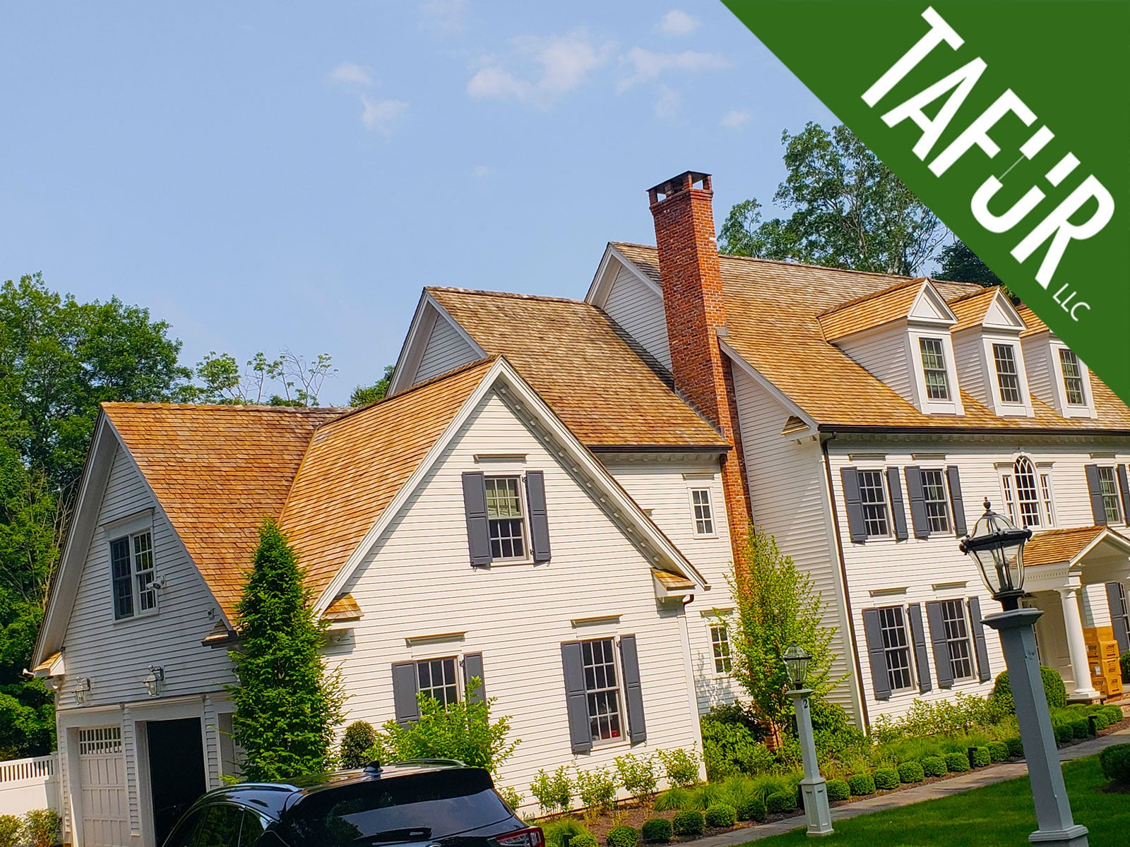 Tafur LLC Cedar Roofing Cleaning