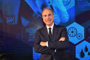 l'amministratore delegato di FS italiane Gianfranco Battisti