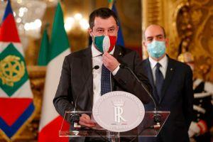 I dissidi tra Giorgetti e Salvini nella Lega