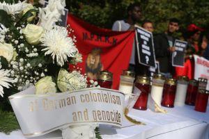 la germania chiede scusa per il genocidio in Namibia