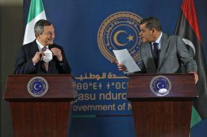Draghi e i piani per la Libia con la nomina al Dis di Belloni