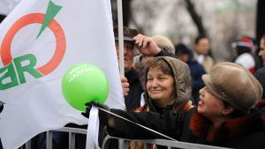 cosa è Yabloko il partito anti Putin